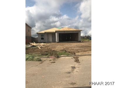 Killeen Single Family Home For Sale: 3316 Claymore Street