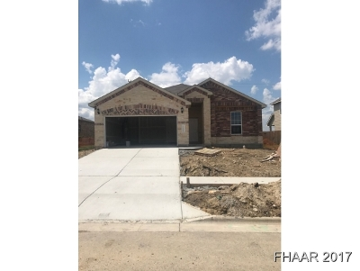 Killeen Single Family Home For Sale: 3109 Shawlande Drive