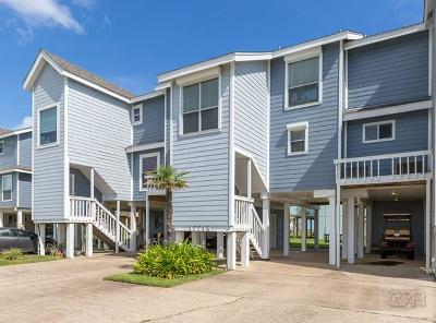 Galveston TX Condo/Townhouse For Sale: $255,000