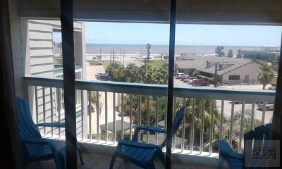 Galveston TX Condo/Townhouse For Sale: $92,000