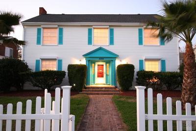 Galveston TX Single Family Home For Sale: $498,000