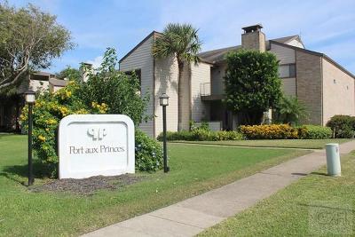 Galveston TX Condo/Townhouse For Sale: $86,900