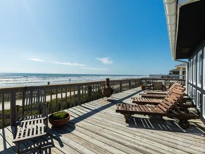Galveston TX Single Family Home For Sale: $475,000