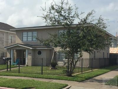Galveston TX Multi Family Home For Sale: $334,950