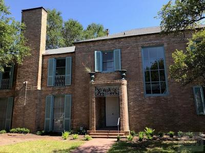 Galveston TX Single Family Home For Sale: $1,850,000