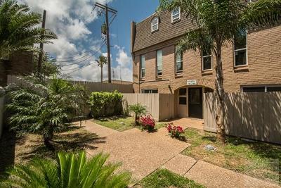 Galveston TX Condo/Townhouse For Sale: $99,500