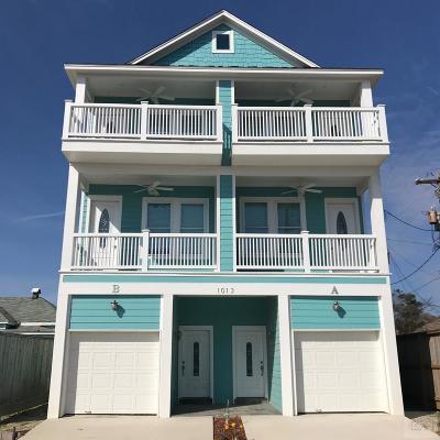 Galveston TX Condo/Townhouse For Sale: $399,500