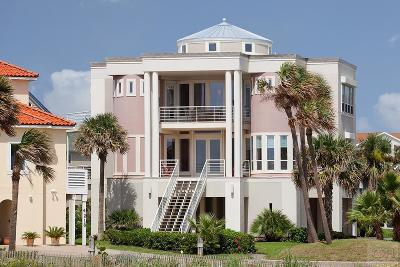 Galveston TX Single Family Home Pending Take Backups: $999,000