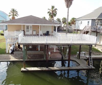 Jamaica Beach Single Family Home For Sale: 16521 Barbados Way