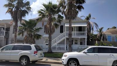 Galveston TX Multi Family Home For Sale: $340,000