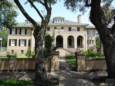 Galveston TX Single Family Home For Sale: $975,000