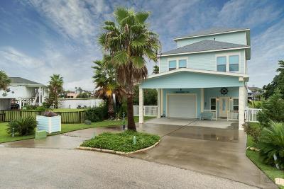 Jamaica Beach Single Family Home For Sale: 4214 Karankawa Way