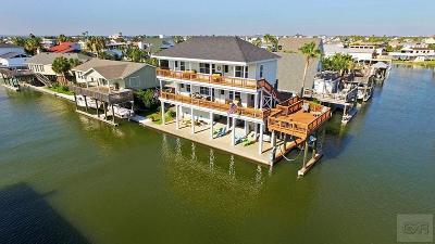 Jamaica Beach Single Family Home For Sale: 16615 Sandpiper Road