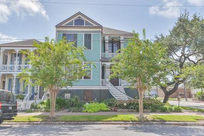 Galveston TX Single Family Home For Sale: $397,000