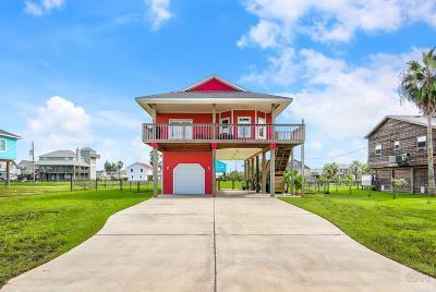 Jamaica Beach Single Family Home For Sale: 16643 John Silver Road