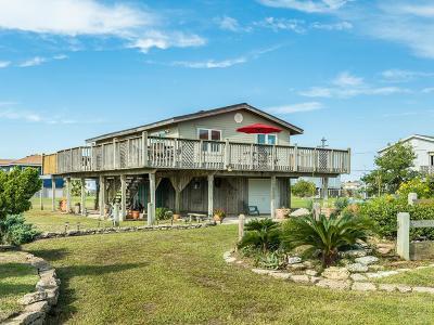 Galveston TX Single Family Home For Sale: $209,000