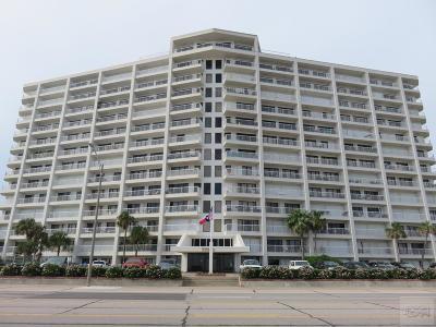 Galveston TX Condo/Townhouse For Sale: $305,000