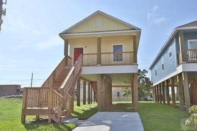 Galveston TX Single Family Home For Sale: $151,900