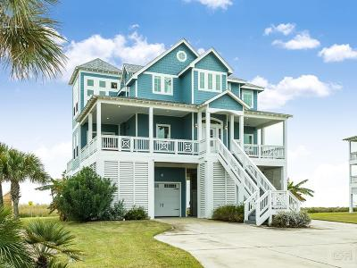 Galveston TX Single Family Home For Sale: $974,000