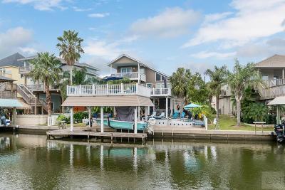 Galveston TX Single Family Home For Sale: $550,000