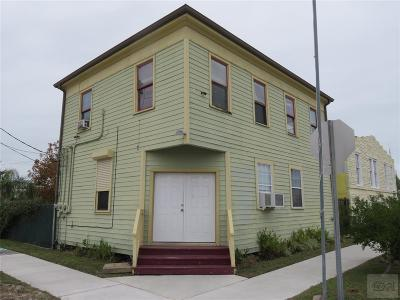 Galveston TX Multi Family Home For Sale: $189,000