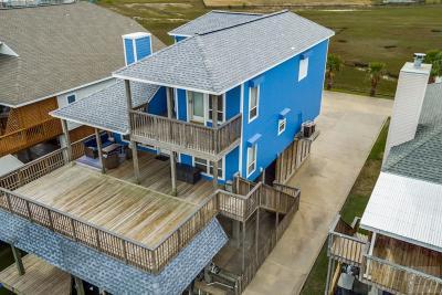 Tiki Island Single Family Home For Sale: 422 Windward Way