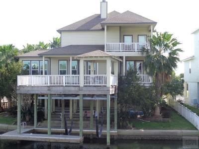 Jamaica Beach Single Family Home For Sale: 4216 Karankawa Way