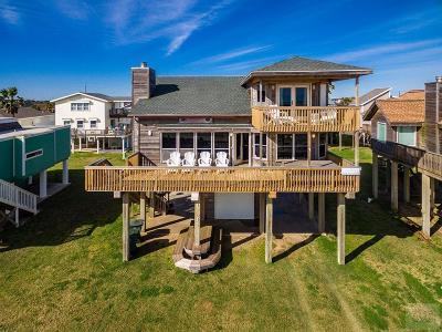 Galveston TX Single Family Home For Sale: $634,900