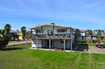 Galveston TX Single Family Home For Sale: $269,900