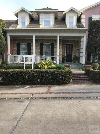 Galveston TX Condo/Townhouse For Sale: $349,900