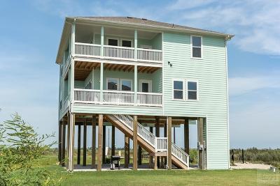Galveston Single Family Home For Sale: 3110 Road Less Traveled