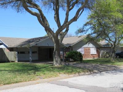 Galveston Single Family Home For Sale: 220 Tuna