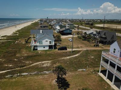 Galveston Single Family Home For Sale: 21233 Gulf Drive