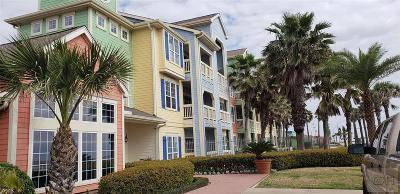 Galveston TX Condo/Townhouse For Sale: $212,900