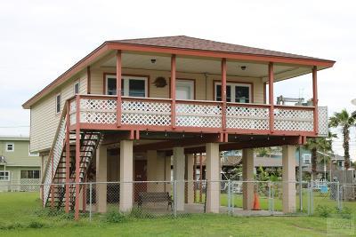 Jamaica Beach Single Family Home For Sale: 16610 John Silver Road