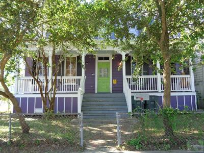 Single Family Home For Sale: 901 Ball Street