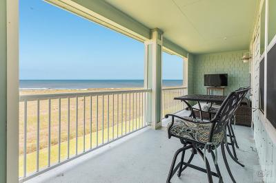 Galveston TX Condo/Townhouse For Sale: $260,000