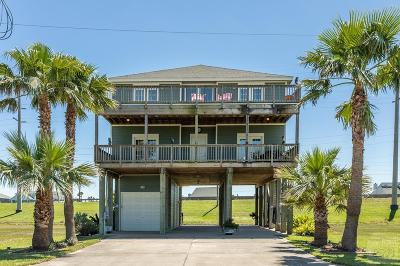 Galveston TX Single Family Home For Sale: $415,000