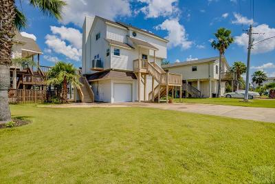 Tiki Island Single Family Home For Sale: 334 Paradise Drive