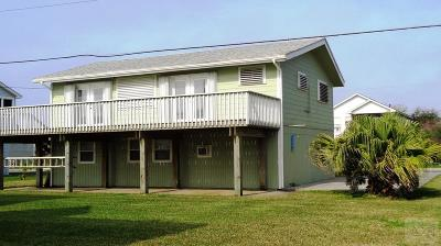 Jamaica Beach Single Family Home For Sale: 16519 Henry Morgan Road