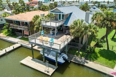 Jamaica Beach Single Family Home For Sale: 16615 Jamaica Cove Road