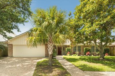 Galveston TX Single Family Home For Sale: $415,000