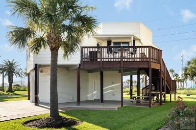 Galveston TX Single Family Home For Sale: $385,000