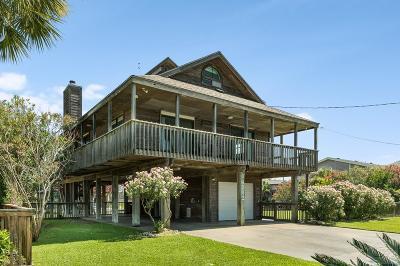 Jamaica Beach Single Family Home For Sale: 16712 Cormorant Road