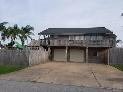 Galveston Single Family Home For Sale: 16538 Jean Lafitte
