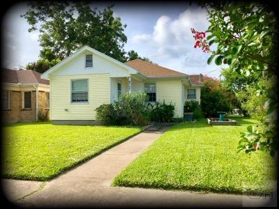 Galveston Single Family Home For Sale: 4727 Ave N 1/2
