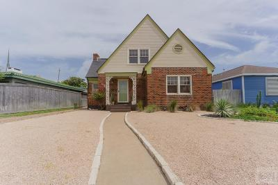 Galveston Single Family Home For Sale: 5224 Ave U