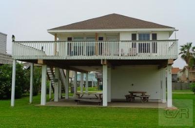 Jamaica Beach Single Family Home For Sale: 16719 Captain Hook