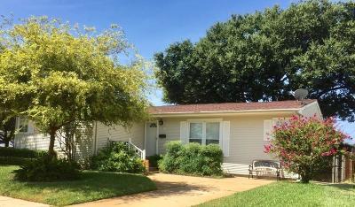 Galveston Single Family Home For Sale: 2505 Oak Street