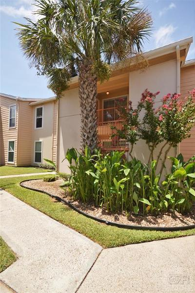 Galveston TX Condo/Townhouse For Sale: $109,900